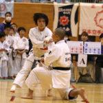 中学生団体組手優勝05