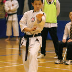 中学生男子個人型優勝 須田一輝選手